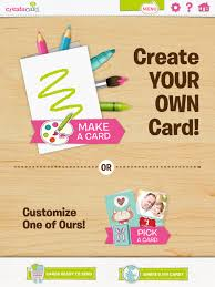photo card maker creatacard card maker create and send birthday cards and more