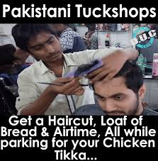 U Of A Memes - pakistani tuckshops durban meme get a haircut chicken tikka dala u crew