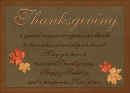 thanksgiving messages for business card thanksgiving blessings