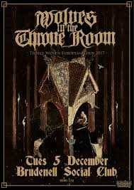 wolves in the throne room aluk todolo gig at leeds brudenell