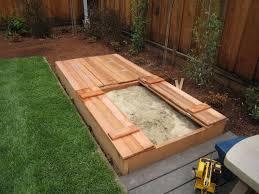 Backyard Sandbox Ideas Design Sandbox Cover Ideas Backyard Sandbox Ideas Do It Yourself