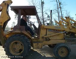 1987 case 580k backhoe item k3410 sold january 19 const