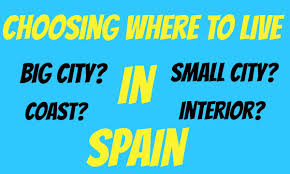 living in spain choosing the best place to live in spain youtube