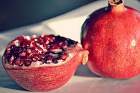 foods by color pomegranates rainbow delicious