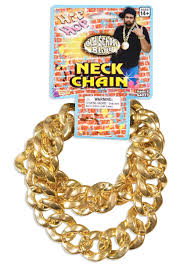 gold costume necklace images Big link gold chain necklace jpg