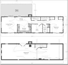 home floor plans with basement awesome idea 10 small home design magazine modern house floor