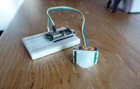 can you put a motion sensor on any light motion sensor kit instructions losant iot dev kits getting
