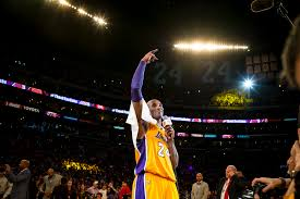 How To Retire A Flag 8 24 Lakers Will Retire Both Of Kobe Bryant U0027s Jersey Numbers In
