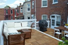 apartment balcony decor think big about your little space