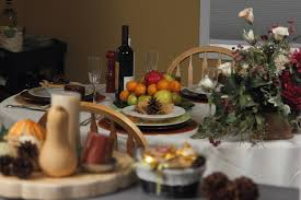 Thanksgiving Table From Abruzzo With Love Thanksgiving Table Settings U0026 Decorations