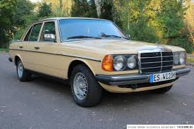 mercedes 300d for sale 1981 mercedes 300d 4 speed manual german cars for sale