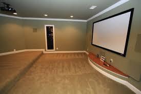 Basement Media Room Basement Designs Luxury Custom Homes Northern Virginia Va