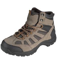 rugged outback ridge men u0027s mid hiking shoe payless