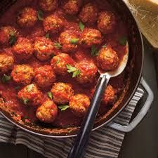 cuisiner des boulettes de viande boulettes de viande à la sauce tomate ricardo