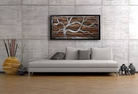 barnwood wall art awesome wall art ideas for metal tree wall art