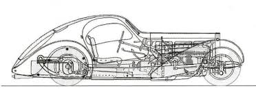 bugatti drawing bugatti type 57sc atlantic primotipo