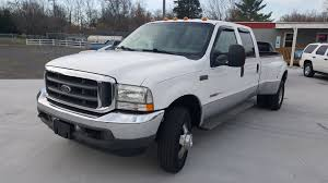 Ford F350 4x4 Trucks - 2004 ford f350 4x4 lariat dually white 6997 sold in mocksville