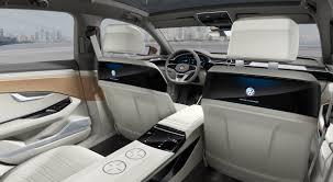 volkswagen phaeton interior 2015 volkswagen c coupe gte концепты