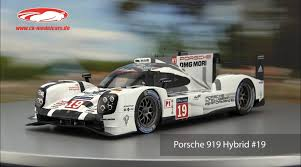 porsche prototype 2015 ck modelcars video porsche 919 hybrid 19 winner 24h lemans 2015