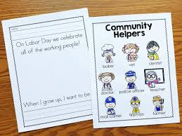 labor day for kindergarten preschool and first too simply kinder