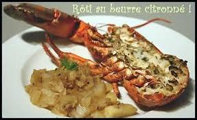 cuisiner homard vivant recette de homard rôti au four beurre citronné et fenouil confit