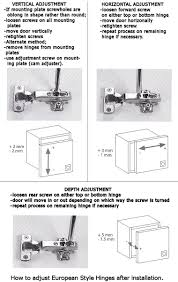 cabinet hinge adjustment pretty how to adjust cabinet hinges on adjust kitchen cabinet doors