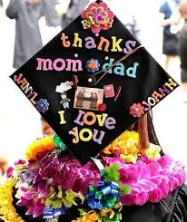 cap and gown decorations 12 best graduation cap ideas images on graduation