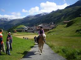 riding holidays in austria u0027s highest riding stables in obergurgl