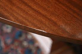 traditional american made stickley dining table