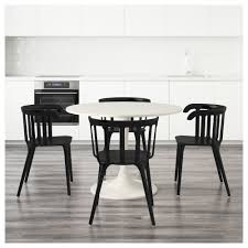 Ikea Dining Room Table And Chairs Docksta Ikea Ps 2012 Table And 4 Chairs Ikea