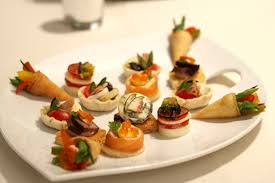 house canape 16 essential wedding catering terms senate house