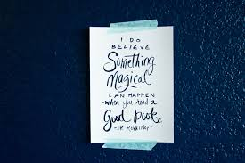 book quote quote about books j k rowling quote magic quote