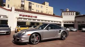2007 porsche 911 for sale 2007 porsche 911 turbo coupe 3 6 gt silver black beverly