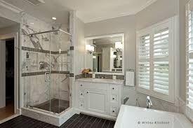 white bathroom remodels with bathroom vanity with double sink plis