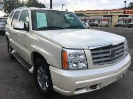 2006 cadillac escalade for sale used cadillac escalade for sale in raleigh nc 27601 bestride com