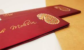 Sikh Wedding Card Sikh Wedding Invitation Marriage Cards Weddings9 Com