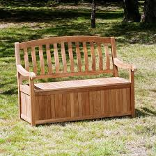 Outdoor Storage Bench Diy by What To Achieve By Having Ideas With Outside Storage Bench