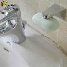 bathroom shoo holder household magnetic silver soap holder container dispenser wall