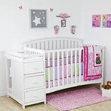 Cheap Cribs And Changing Tables White Baby Cribs With Changing Table Shelby