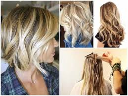 where to place foils in hair foils balayage ombre the difference between the techniques