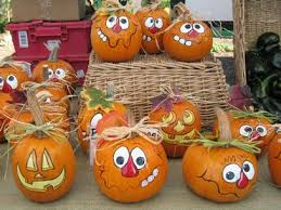 Thanksgiving Window Paintings Best 20 Painted Pumpkin Faces Ideas On Pinterest Painting