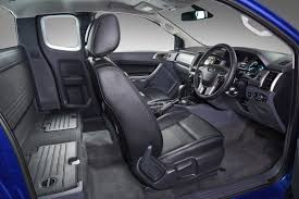 ford range rover interior new tougher smarter more capable new ford ranger technobok reviews