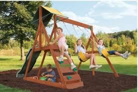 Swing Sets For Small Backyard by Big Backyard Sunview Ii Swing Set Installer Nj Pa De Md Ny Ct