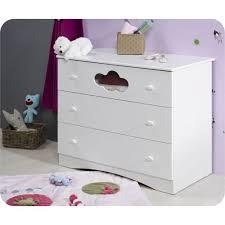 chambre altea blanche eb commode bébé altéa blanche plan à langer a achat vente
