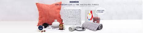 boite mini labo birchbox en cadeau un coffret home birchbox