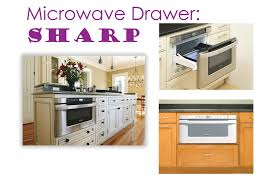 kitchen island with microwave drawer the microwave drawer