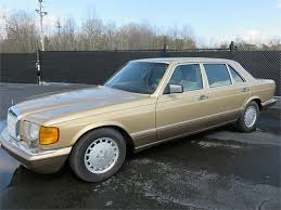 for sale mercedes 1986 mercedes 300 sdl for sale in