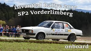 opel ascona 2017 sp 2 vorderlimberg göberndorfer graber opel ascona b sport