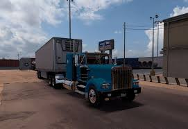 w900a kenworth trucks for sale kenworth w900a fix for ats ats mod american truck simulator mod