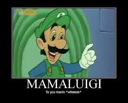 Mama Luigi Meme - image 21063 mama luigi know your meme